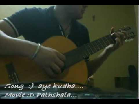 Guitar aye khuda guitar tabs : aye khuda mujhko bata fingerstyle guitar(Paathshaala) - YouTube