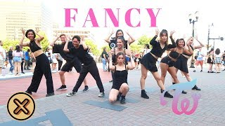 [KPOP IN PUBLIC @TWICE CONCERT] TWICE (트와이스) - FANCY Dance Cover by CDC