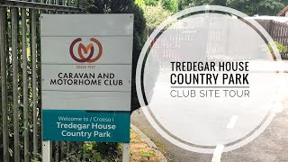 Tredegar House Country Park Club Site Tour
