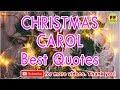 TOP 25 CHRISTMAS CAROL QUOTES - Best Chrismas Quotes