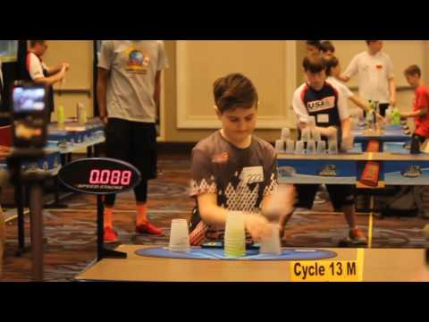 Top 5 Upsets in World Sport Stacking Championships History   Star Stacks Inc