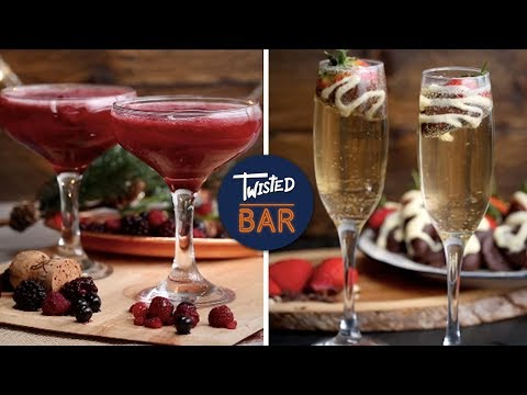 8 New Year's Eve Party Cocktail Ideas