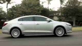 2016 Buick LaCrosse Overview