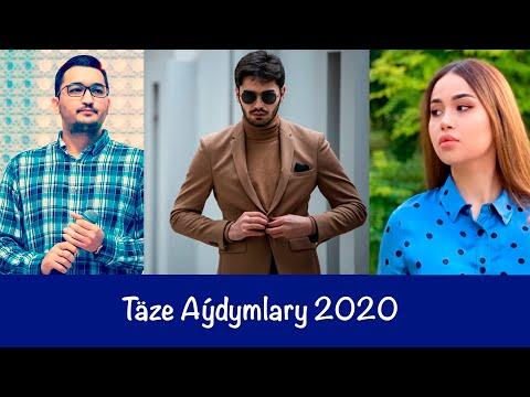 Täze Türkmen Aydymlar Part 2  2020
