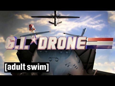 3 G.I. Joe Moments   Robot Chicken   Adult Swim