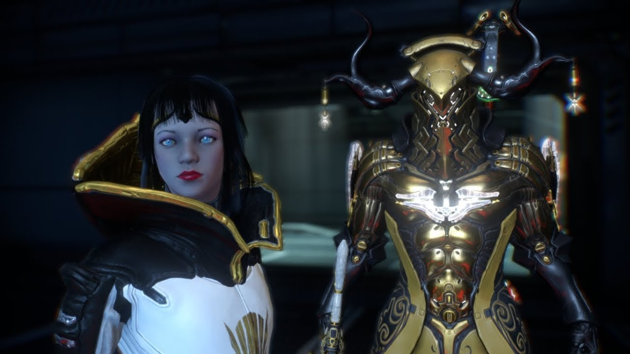 warframe  sacrificing the operator for umbra frames debunking theory - the sacrifice quest