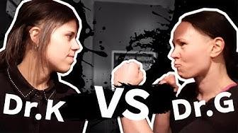 Tohtori vs Tohtori