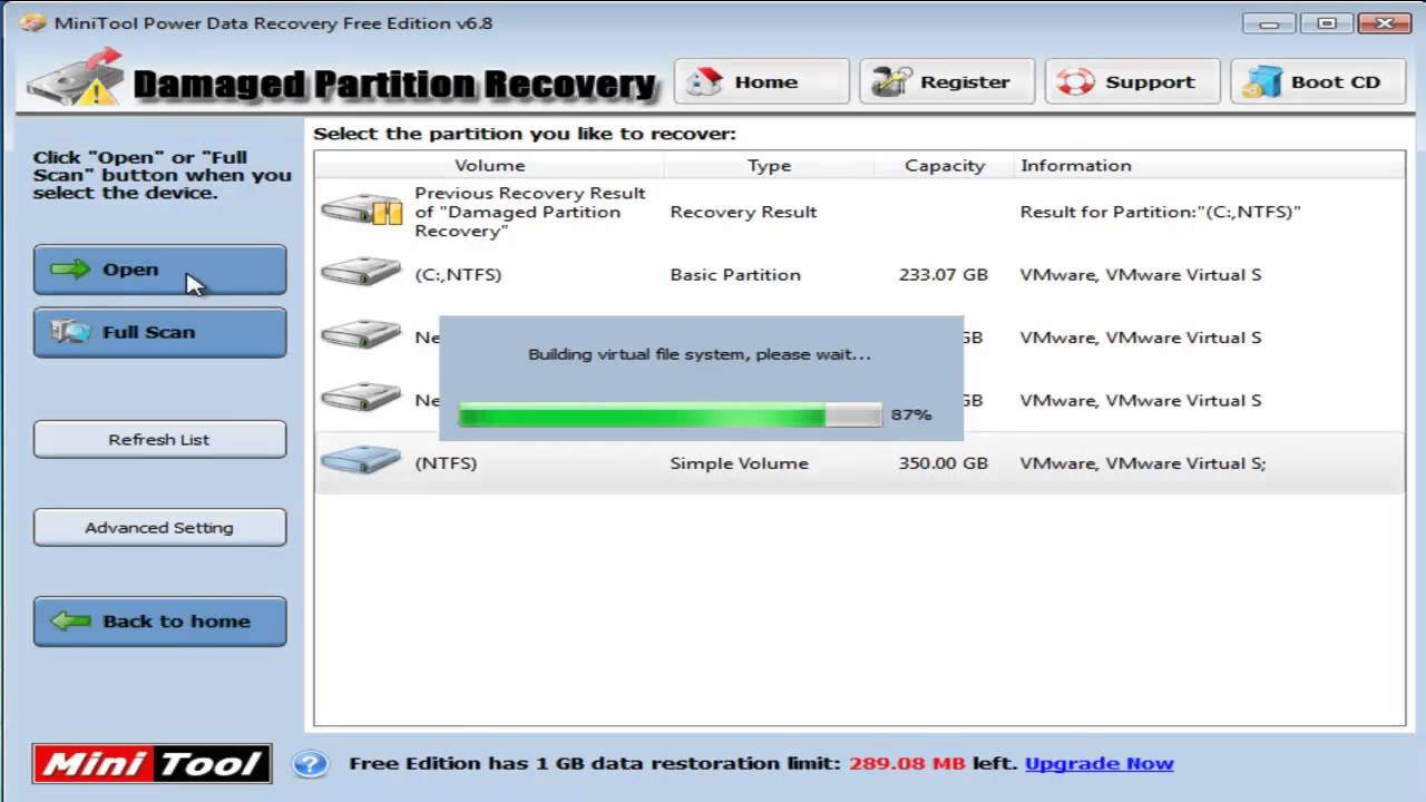 Recover Document With MiniTool Power Data Recovery - YouTube