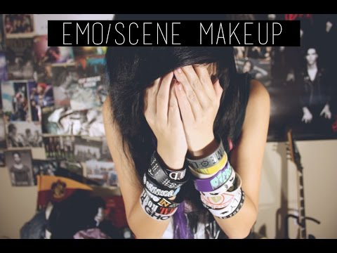 How I Do My Scene/Emo Makeup