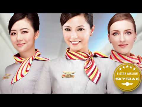 World's 10 Best Cabin Crew Airlines 2016 (SKYTRAX)