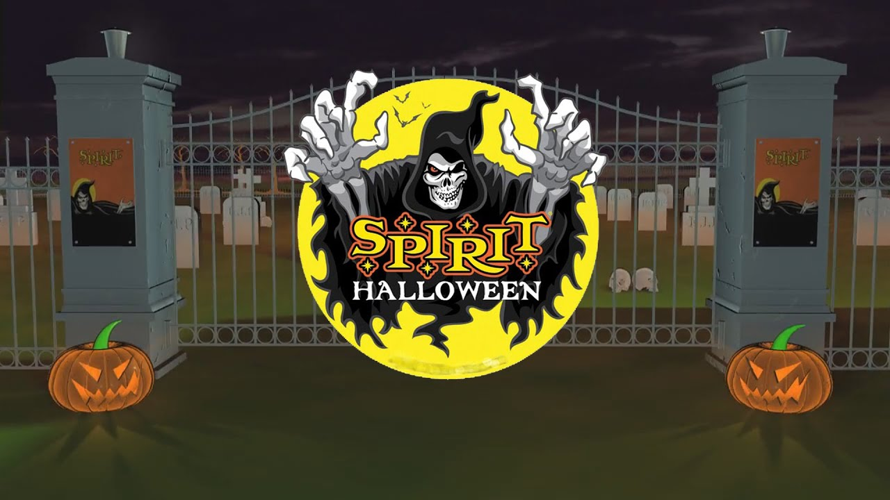 spirit halloween 2016 animation