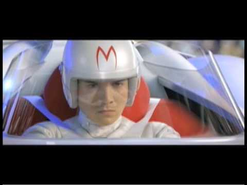 Copy of Speed Racer Trailer & Movie Review |  Speed Racer Review