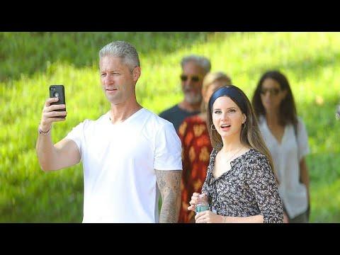 JJ Ryan - Lana Del Rey Talks About Dating 'Live PD' & Tulsa PD's Sean 'Sticks' Larkin