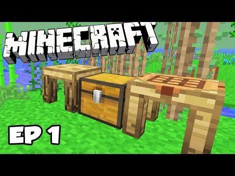 Minecraft Moddé : Début D'une nouvelle aventure Survie - ep 1
