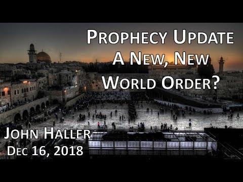 2018 12 16 John Haller's Prophecy Update