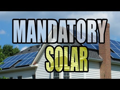 Mandatory Solar Panels in South Miami - Government Overreach?