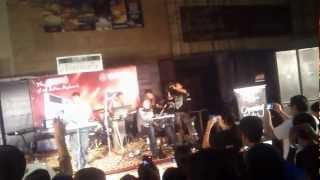Indian Ocean and Parikrama Jamming at Yamaha Music Launch Delhi