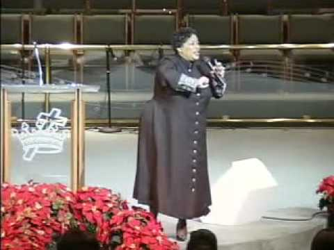 Women's Conference'12-Dr Patricia Wright