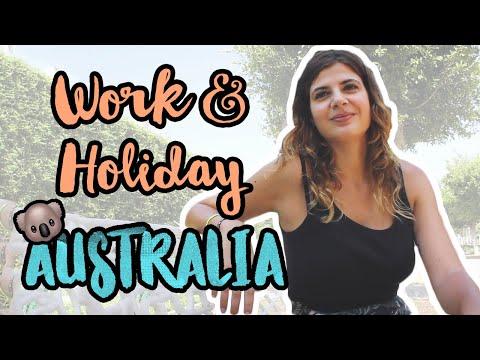 Trabajar en Australia con la Work and Holiday visa - Entrevista a Esperanza