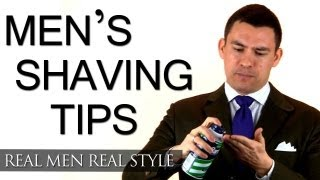 men s grooming tip one shaving change that will improve your daily shave male grooming tips