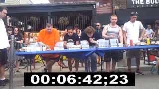Bulldog Uptown Hot Dog Contest