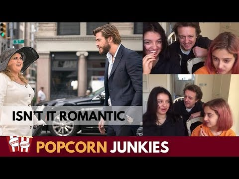 Isn't It Romantic Official Trailer - Nadia Sawalha & Family Reaction