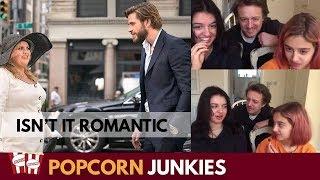 Isn\'t It Romantic Official Trailer - Nadia Sawalha & Family Reaction