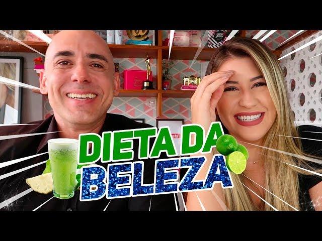 10 MELHORES ALIMENTOS PARA A BELEZA! com Dr. Dayan Siebra