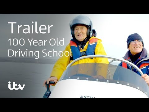 100 Year Old Driving School | Brand New Series | ITV