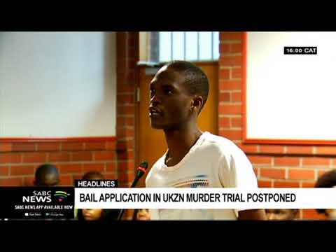 Coming up on #SABCNews #SAToday @16H00 | 14 October 2019