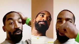 Jr Smith In Trouble With Nba After Exposing Bubble Food And Living Condition!