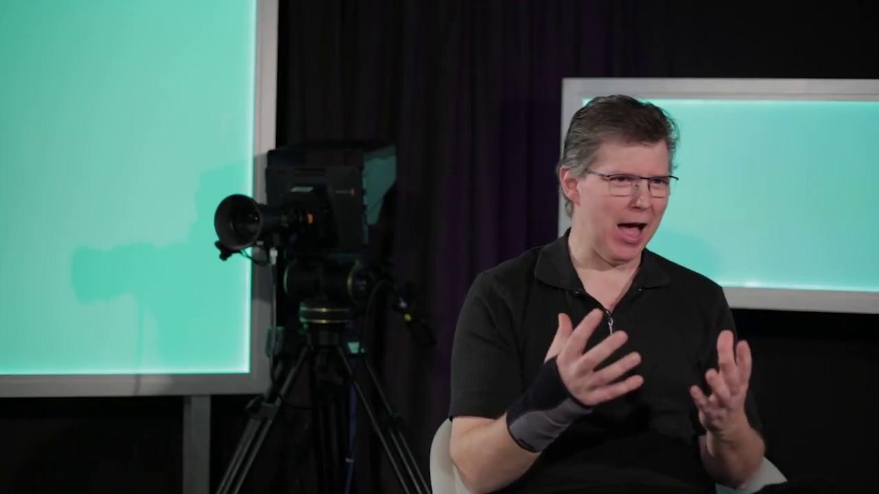Watch Chris Weatherhead video