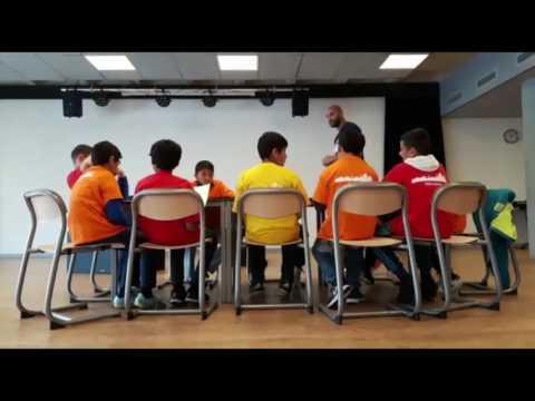 Rap class Johan de Witt Zomerschool 2016