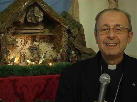 Auguri di Buon Natale 2016 del Vescovo di Parma Mons. Enrico Solmi