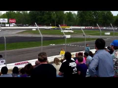 Lake country speedway figure 8 racing part 2