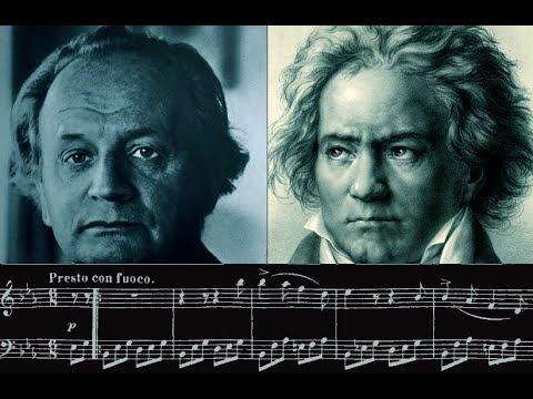 Beethoven / W. Kempff, 1961: Piano Sonata No.18 in E flat major, Op.31 No.3
