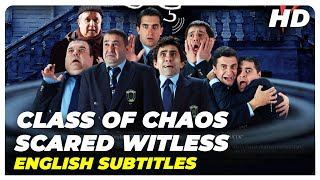 Class Of Chaos Scared Witless   Watch Full Turkish Movie (English Subtitles)