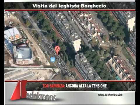 Tg Adnkronos, Cortei contro il Jobs Act, scontri da Milano a Padova ...