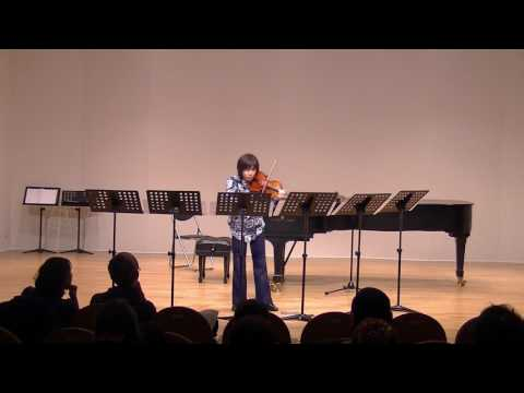 Mateu Malondra: Apposition IV (figures of disorder) - Takao Hyakutome, violin