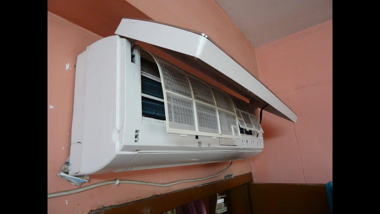 Kako da sami očistite klima uređaj