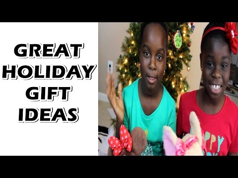 Great Holiday Gift Ideas For Kids Feat. Hallmark Gold Crown Stores