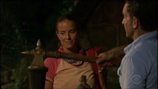 Survivor Winners at War: Amber Voted Out