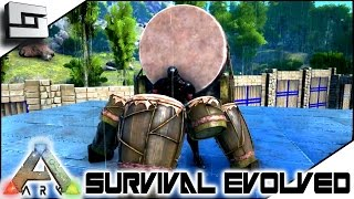 ARK: Survival Evolved - WAR DRUMS! S2E50 ( Gameplay )