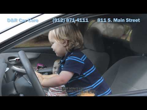 Funny Babies Auto Repair Commercial