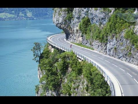 Switzerland - scenic roads (GoPro)
