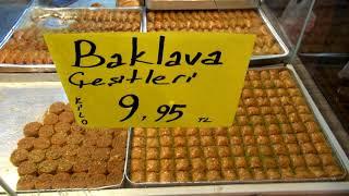 #28 Настоящая Турция. Цены на овощи и фрукты в Анкаре. Все стоит копейки. Идем в храм Августина