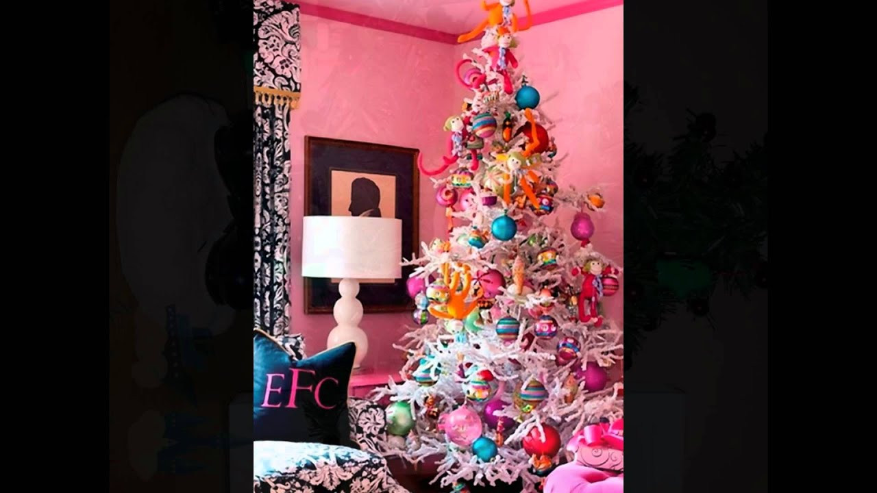 Unique christmas tree themes youtube