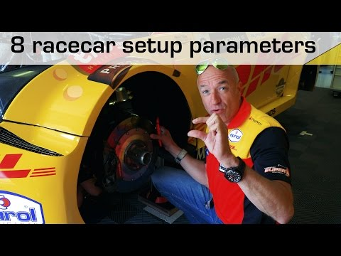 The 8 Setup Parameters Of A Racecar, Explained By Tom Coronel, WTCC 2017 Chevrolet WTCR Touringcar