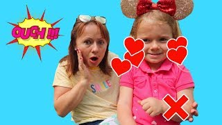 The Boo Boo Story | Kids Songs & Nursery Rhymes | Anabella Show