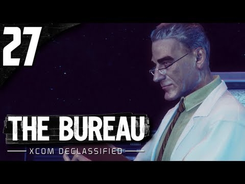 Let's Play The Bureau XCOM Declassified - Part 27 - The Day The Sky Fell
